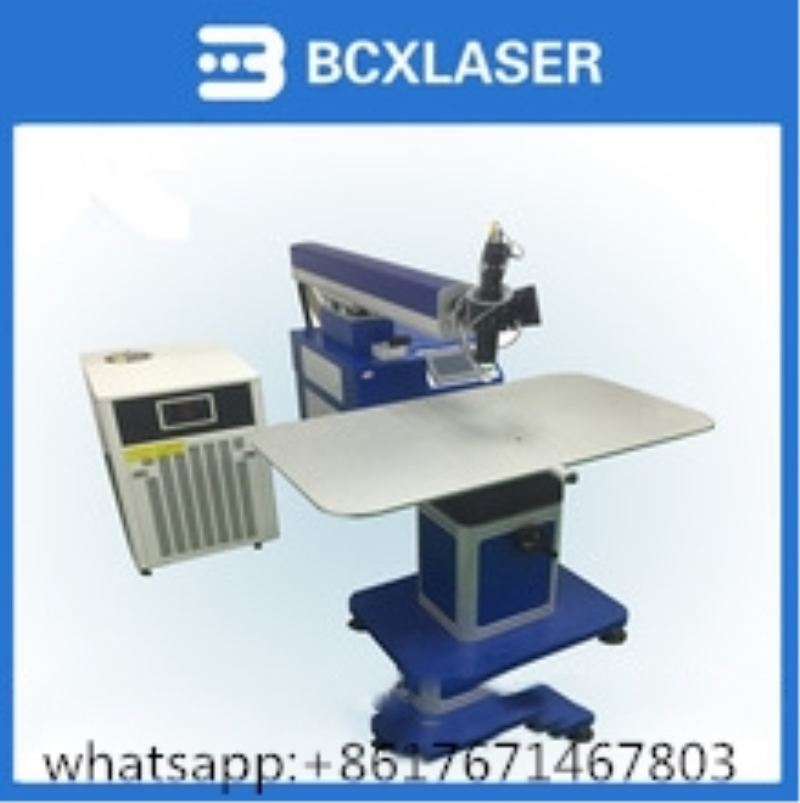 Made in China high speed channel letter signs laser welding machine with cheap price for sale