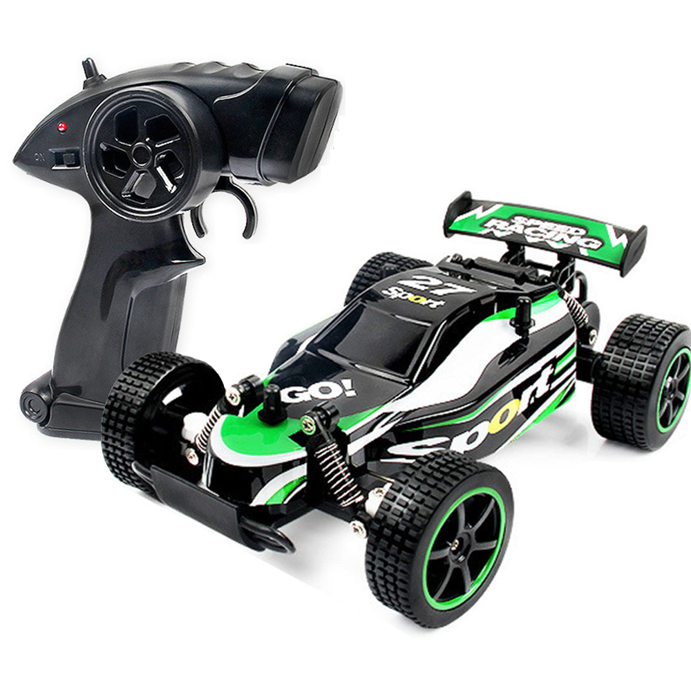 1:20 Rc Car 4WD 2.4G Remote Control Car High Speed Cross Country Drift Climbing Vehicle New RC Cars Toys for Kids