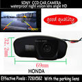 Hd carro SONY CCD câmara de visão traseira noite de visão noturna assistência de estacionamento Styling de carro para Honda CRV CR-V Odyssey Fit Jazz Elysion