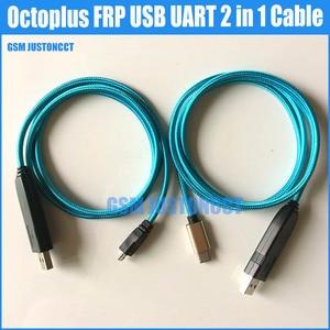 Image 2 - 100% рабочий кабель Octplus SAM FRP UART EFT, комплект 2 в 1 (кабель Micro + type C), инструмент, кабель Chimera UART, бесплатная доставка