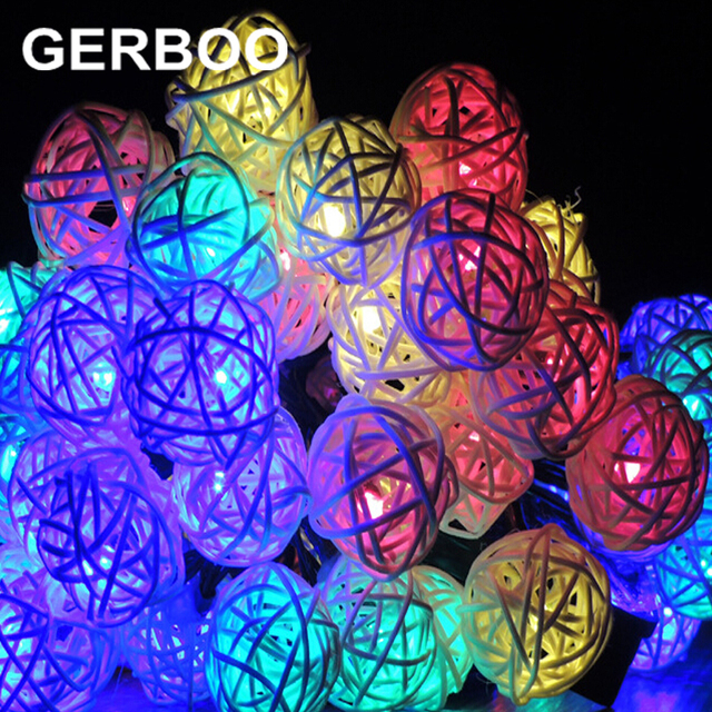 zonne energie led outdoor string lights 20 leds fairy strip verlichting voor buiten tuin patio