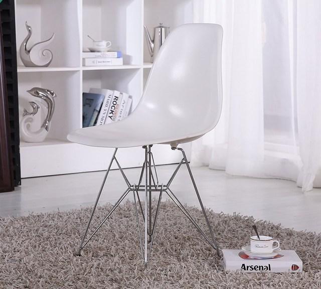 Modernes Design Esszimmer Stuhl/Kunststoff Und Metall Bein Stuhl/Modernen  Mode Design Heißer