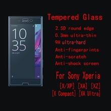 5 шт./лот FENGHEMEI Закаленное стекло протектор для sony Xperia 1 XA Ultra XA1 Plus XA2 Ultra XA2 Plus XA3 Ultra 10 20 Plus