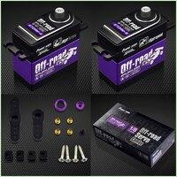 Power HD (STORM 4+STORM 5) Digital Servo/ The more oil 1/8 Brushless Set