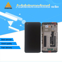 Axisinternational For 5 5 Vodafone Smart V8 VF710 VFD710 LCD Display Screen Touch Screen Digitizer With