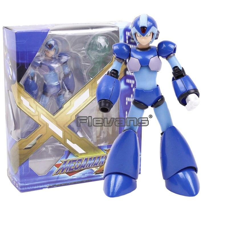 SHF S.H.Figuarts Rockman Megaman X D-Ares PVC Action Figure Collectible Model Toy neca marvel legends venom pvc action figure collectible model toy 7 18cm kt3137