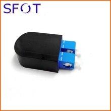цена на 50pcs/lot, SC/UPC Fiber Optic Circuitors SC Circuitors SC Fiber Optic Connectors Loopback, single mode