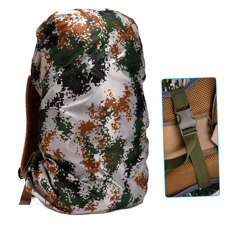 Rain cover backpack 90L 95L 100L Waterproof Bag Camo Army Tactical Outdoor Camping Hiking Climbing Dust Raincover Molle rucksackRain cover backpack 90L 95L 100L Waterproof Bag Camo Army Tactical Outdoor Camping Hiking Climbing Dust Raincover Molle rucksack