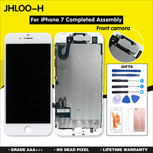 Full Assembly For iPhone 7 LCD Completed With Camera Speaker 8 Plus Screen Replacement Display 3D Touch ID