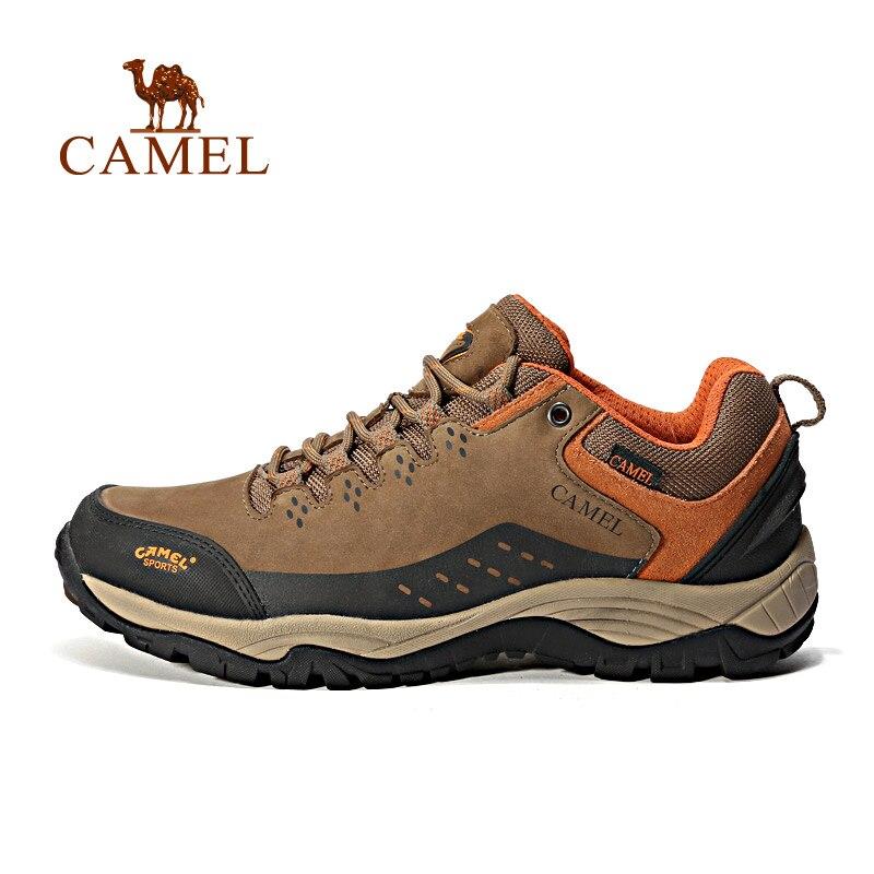 CAMEL новая уличная походная обувь для мужчин амортизация анти-скольжение износостойкая походная прогулочная обувь Трекинговые кроссовки