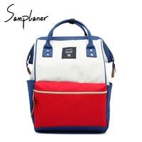 New Design Nylon Women Backpack 2017 Fashion Ladies Handbags Travel Bags Backpack Women Large Capacity School