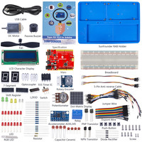 SunFounder Project Super Starter Kit V3 0 For Arduino With Mars And Tutorial Book For Arduino