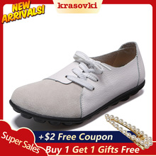 Krasovki Single Shoes Women Spring Dropshipping Large Size Casual Breathable Low Upper Comfortable Fashion Slip on Bean Shoe