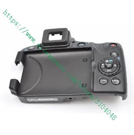 Nouveau pour Canon SX50 HS couverture arrière avec pièce de réparation de remplacement de carte utilisateur