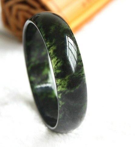 Nero del braccialetto braccialetto di giada jaster inchiostro nero braccialetto braccialetto lantian-in Bracciali e braccialetti da Gioielli e accessori su  Gruppo 1