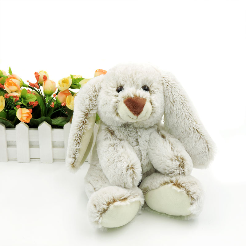 Small Kawaii Bunny Plush Rabbit Doll Stuffed Animals Hare Soft Toys Baby Children Gifts Kids Cuddly Toy 20cm ucanaan plush stuffed toys for children kawaii soft 6 colors rabbit bear best birthday gifts for friends doll reborn brinquedos
