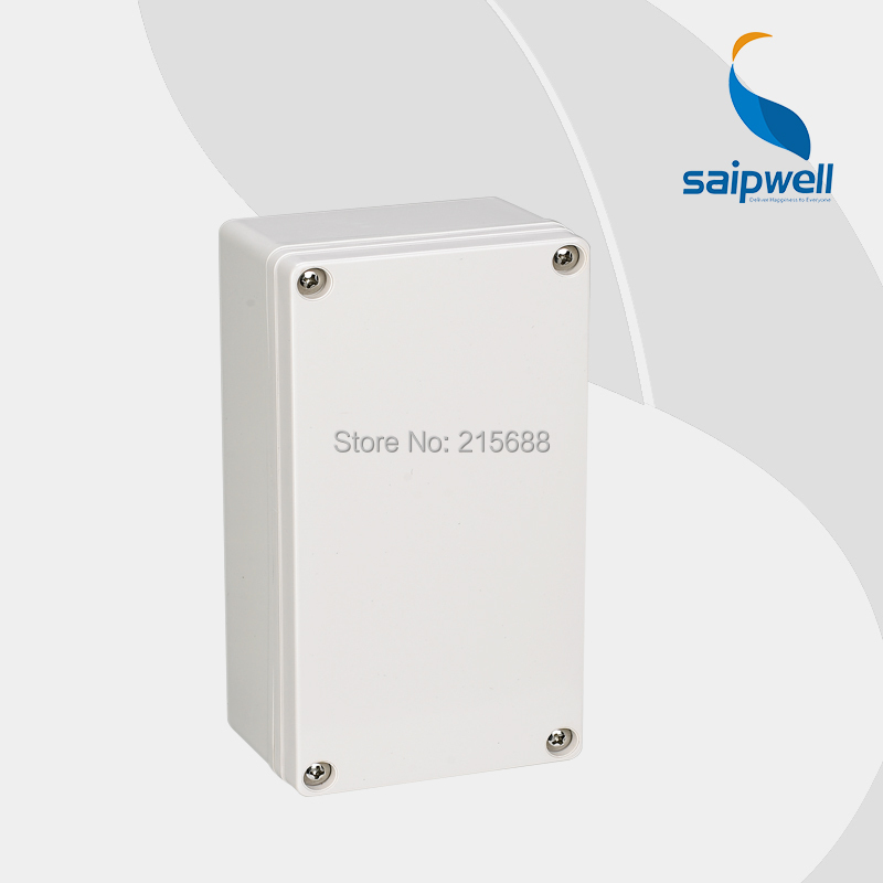 2015 Hot Saipwell Most Popular IP66 waterproof electrical outlet box 80 160 55mm DS AG 0816