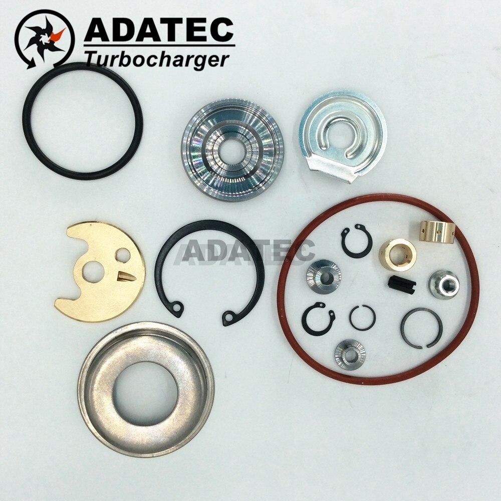 Piezas de la turbina td04 td04l td04l-13t td04l-14t Turbocompresores kits de reparación 49377-04100 49377-04200 para Mitsubishi reconstrucción Turbo
