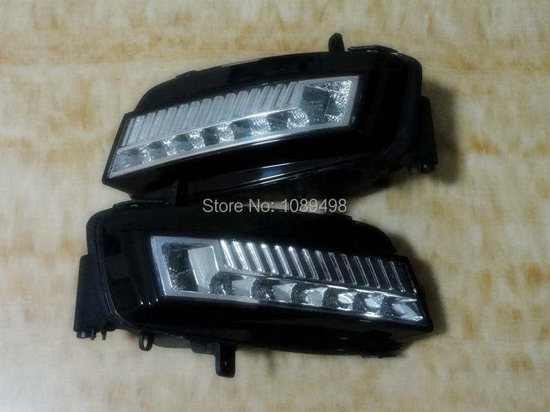 2 copë / Pair LH dhe RH llamba me mjegull LED që drejtojnë dritat - Dritat e makinave - Foto 2