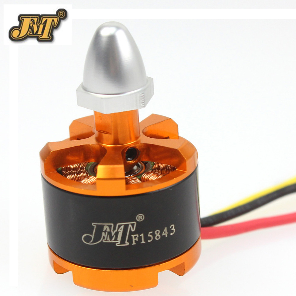 JMT 920KV CW CCW Brushless Motor for DIY 3-4S Lipo RC Quadcopter F330 F450 F550 Phantom Cheerson CX-20 Drone image