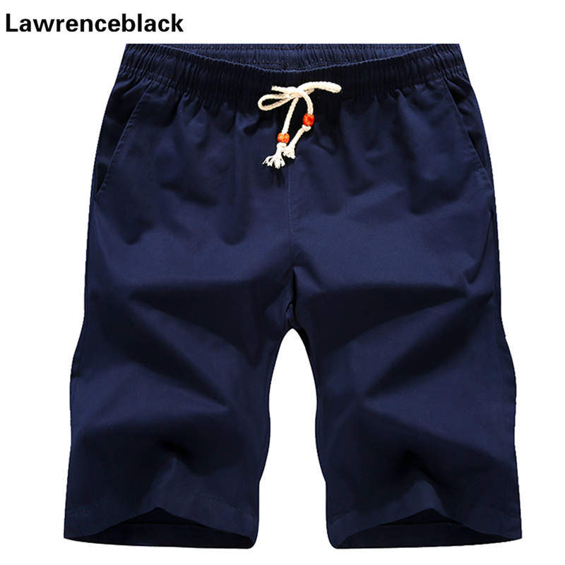Cotton Shorts Men Brand Casual Summer Plus Size Men Short Knee Length Surfings Short Leisure Fitness Breathable Shorts 5XL 255