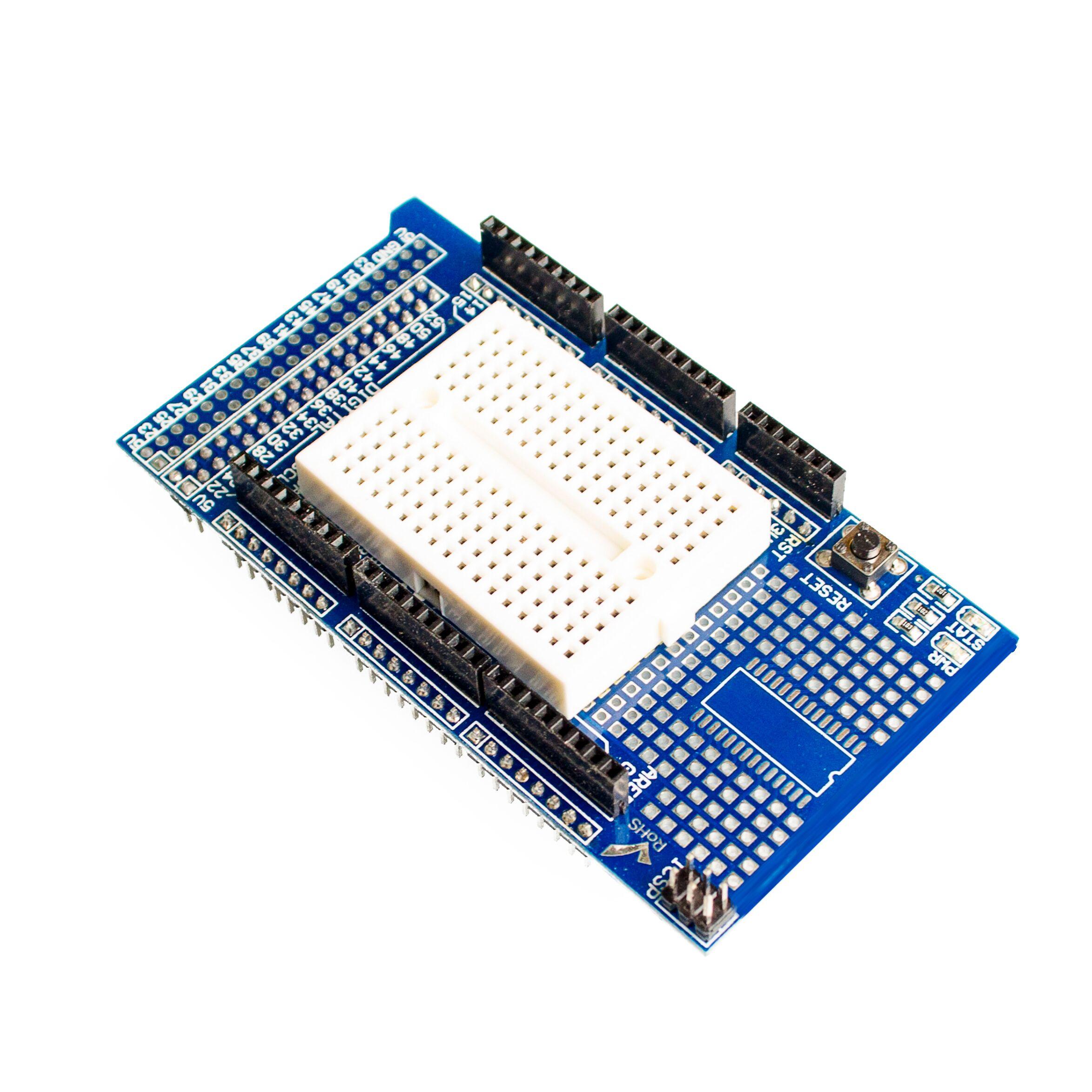 Proto Prototype Prototyping Shield Kit Set For Arduino UNO R3 Mega 2560 GY