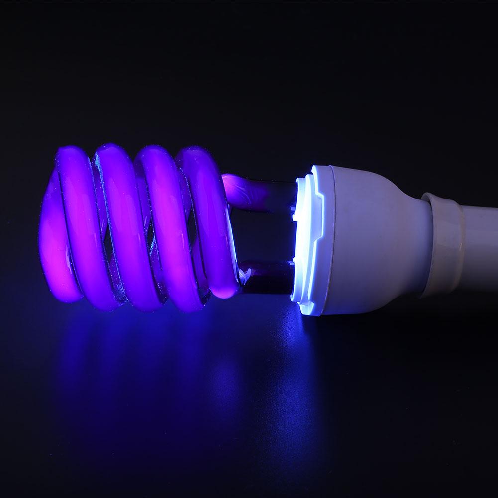 Свет флуоресцентный E27 40 Вт ультрафиолетовый УФ