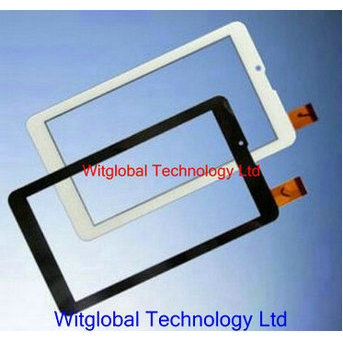 New 7 prestigio MultiPad Wize 3087 3G / iRu M716G Tablet touch screen panel Digitizer Glass Sensor Free Shipping