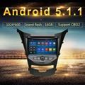 "2 din 7 ""Quad-core wi-fi 1024*600 Android 5.1.1 Автомобиля DVD GPS для 2014 SsangYong Korando Actyon поддержки wi-fi DVR OBD2 с 8 Г карта"