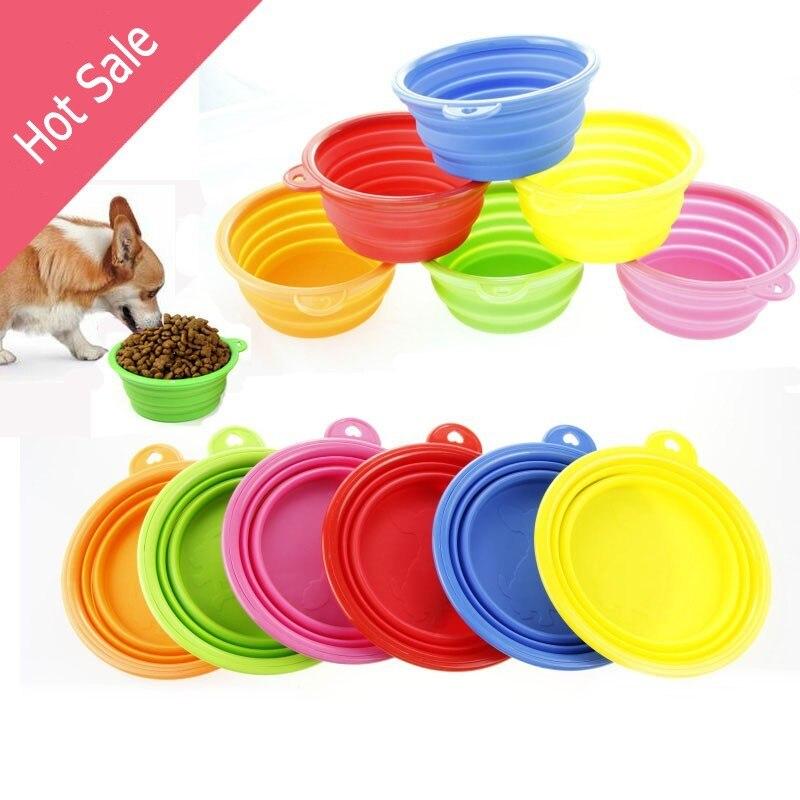 1pcs Dog Bowl Dog Cat Pet Food