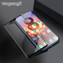 wangcangli tempered glass for xiaomi mi 8 8se screen protector for xiaomi mi 6x Protective glass on for xiaomi mi5X 6X