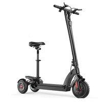 Три колеса складной электрический скутер 48 В 350 Вт E подножка скутера до самокат для взрослых с сиденье