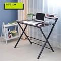 Простой складной стол для ноутбука современный стол