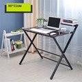Simple folding desk laptop desk modern sidebed table