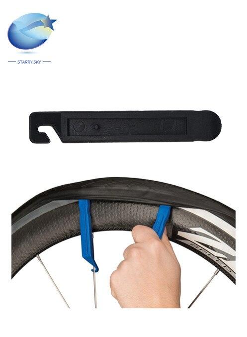 3pcs/lot Bicycle Bike Tire Tyre Repair Tool Tire Pry Bar Bicycle Tire Levers Bike Crow Bar Opener Breaker Repairing Removal Tool