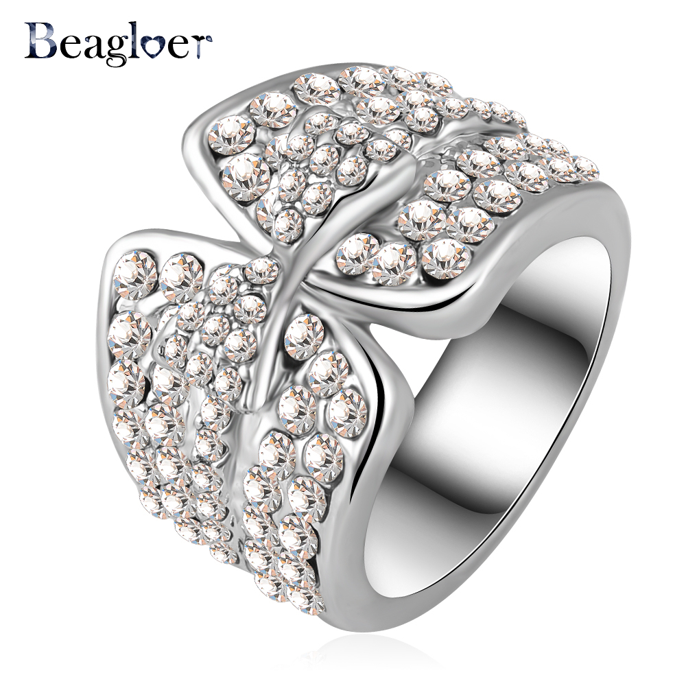wedding pin bow prom jewelry rings our the sterling treating silver kunis fingers to beautiful