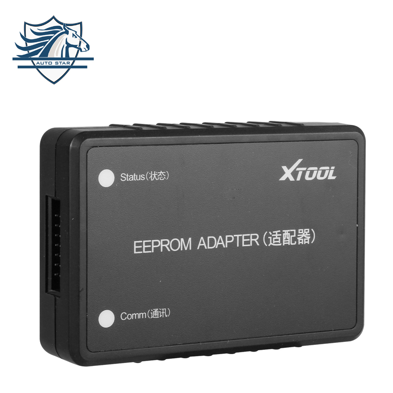 Original XTool EEPROM Adapter for OBD2 Auto Key Programmer X100 pro,x200s,x300 plus,x100 pad Pin Code Reading,ECU Initializing promotion newest ak90 key programmer ak90 pro key maker for b m w all ews version v3 19 plus ak90 with free shipping