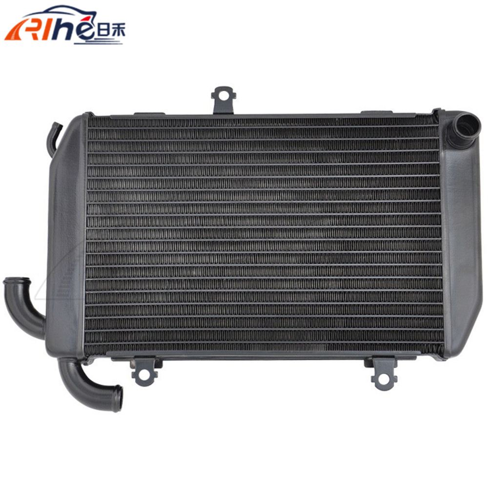 high quality motorcycle accessories radiator cooler aluminum motorbike radiator For HONDA GL1800 2006 2007 2008 2009 2010 2011 brand new motorcycle accessories radiator cooler aluminum motorbike radiator for kawasaki kx450f kx 450 f 2006 2007