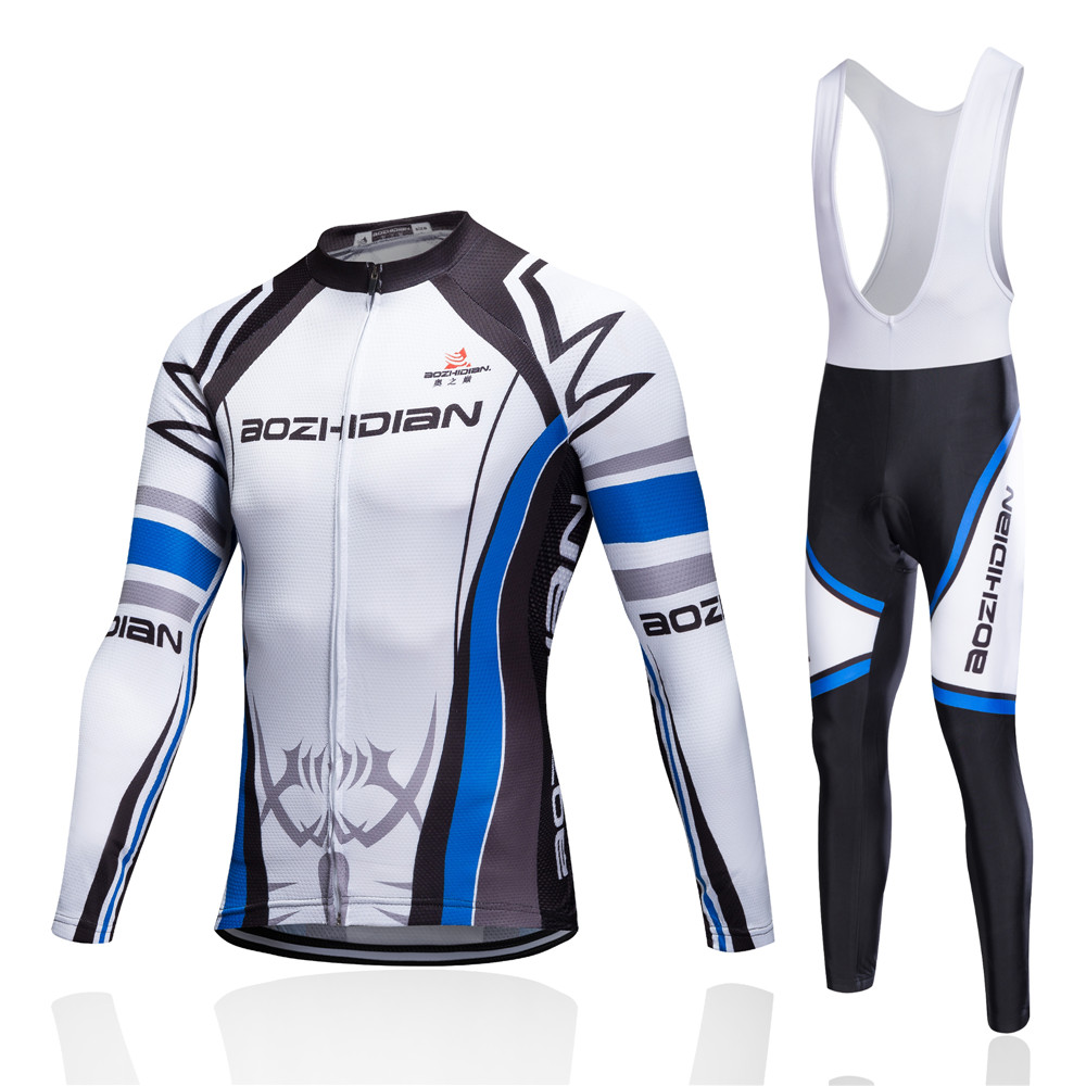 2017 Brand New Cycling Clothing Long Sleeve Cycling Jersey Thin Quick-dry Mountain Bike Clothes Breathable Bicycle Sportswear new cycling jacket thermal long sleeve winter cycling jersey mountain cycling clothing bicycle clothes windproof bike sportswear