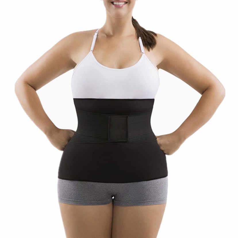 Пояс для фитнеса Сексуальное ГОРЯЧЕЕ нижнее белье Body Shaper тренажер для талии, корсет для талии из моделирующий пояс тренировки Корректирующее белье нижнее белье для похудения