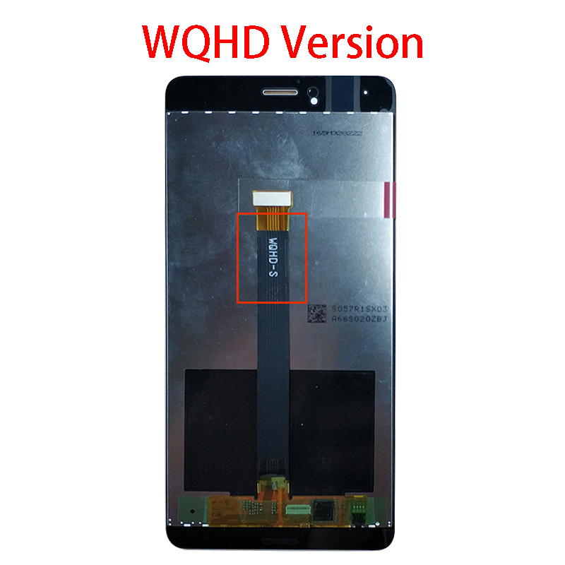 Image 2 - For Huawei Honor V8 KNT AL20 KNT UL10 KNT AL10 KNT TL00 KNT TL10  LCD Display   Touch Screen Digitizer Assembly ReplacementMobile Phone  LCD Screens