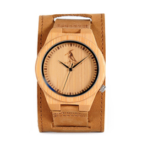 BOBOBIRD BBM055 Men S Luxulry Brand Designer Watch Vintage Wood Watches Leather Band Quartz Watches In