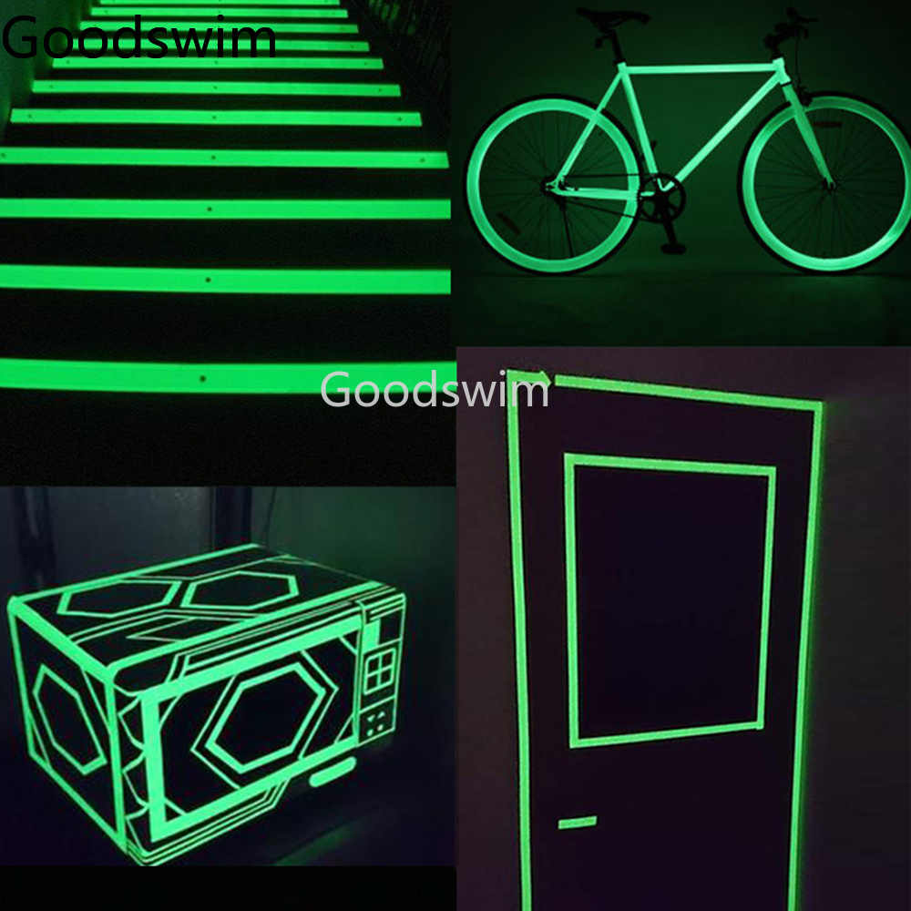 Luminous Sticker For Electric Scooter Xiaomi Mijia M365 M187 Ninebot Es1 Es2 Glow In Dark Tape Rolls Self Adhesive High Bright