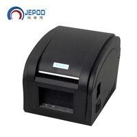 XP 360B 1pcs/lot label barcode printer thermal label printer 20mm to 80mm thermal barcode printer