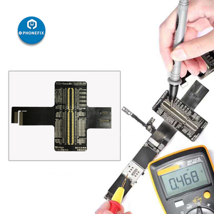 Image 5 - QianLi iBridge FPC Test Cable for iphone 6 6S 7 7P Motherboard Fault Checking Display Touch Front Rear Camera Fingerprint Touch