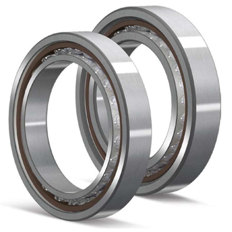 45mm diameter Angular contact ball bearings 7009 CT/P4DT 45mmX75mmX16mm ABEC-7 Machine tool ,Differentials