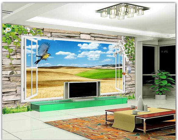 3D wallpaper custom mural beauty non-woven wall-paper The blue sky and white clouds 3 d TV setting wall decoration wallpaper 3d wallpaper custom mural non woven wall stickers 3 d bridges tv setting wall street painting photo 3d wall mural wallpaper