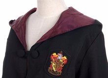 Robe Gryffindor Slytherin Ravenclaw Hufflepuff Cosplay Costumes Kids Adult Cape Halloween Gift  for Harri Potter Cosplay