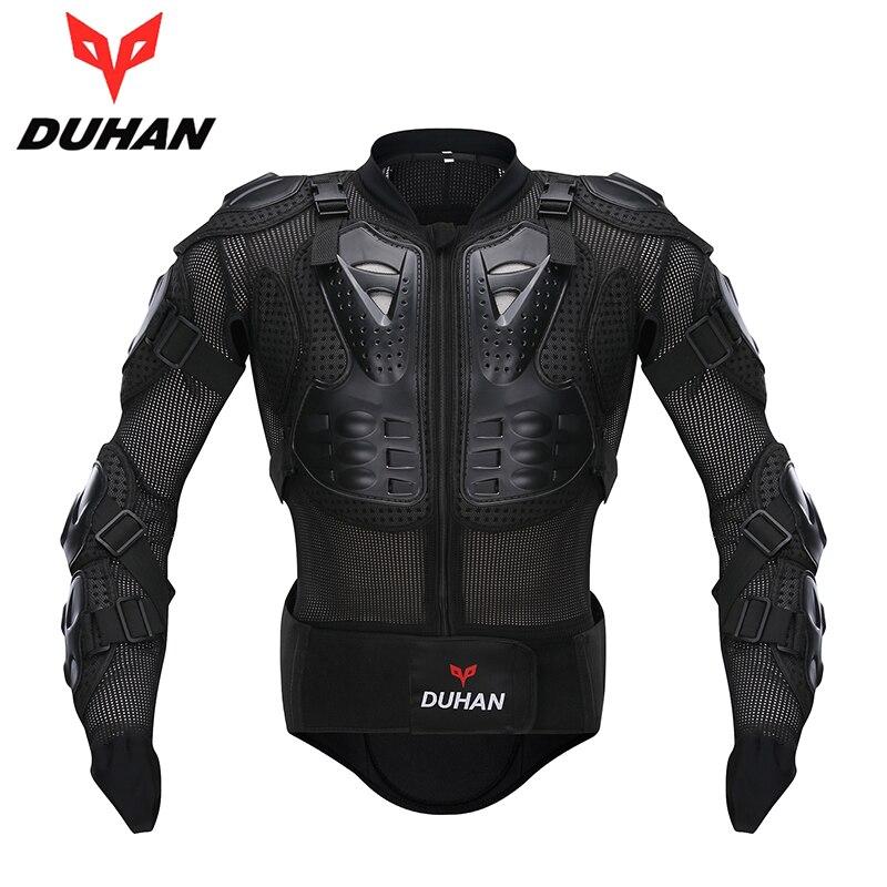 DUHAN Motocross MX Armure Armure de Moto Full Body Veste Protecteur Gears Racing De Protection Moto Équitation Garde Accessoires