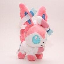 Pikachu toy soft plush doll stuffed animal 12cm 5″ Sylveon Eevee Plush Toys For Children's Gift